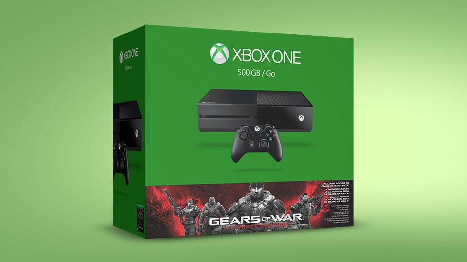 Gears of War Xbox One Bundle
