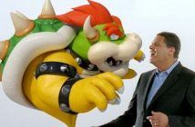 Reggie and Bowser
